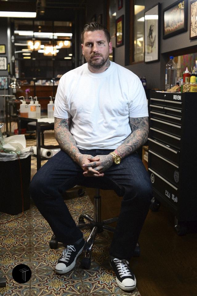 Luke Wessman, WSSC, NYink, NYC